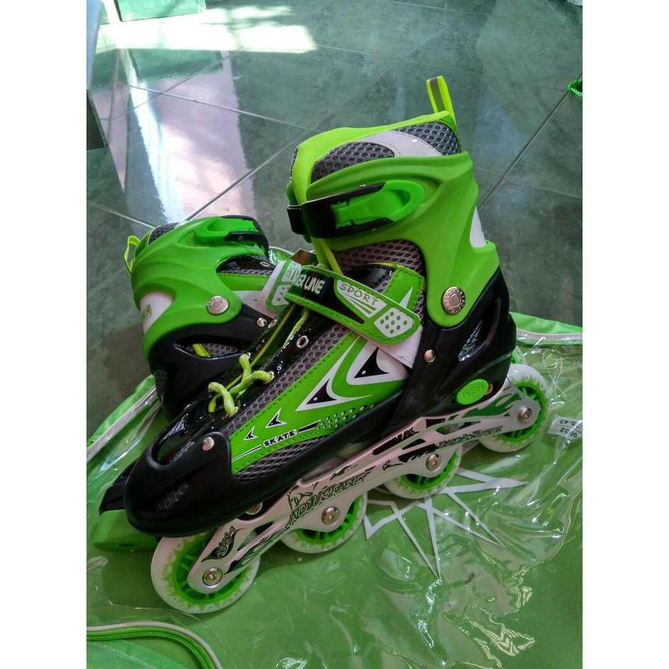 Aksesoris Skate   Sepatu Roda Power Line  8a1706761e