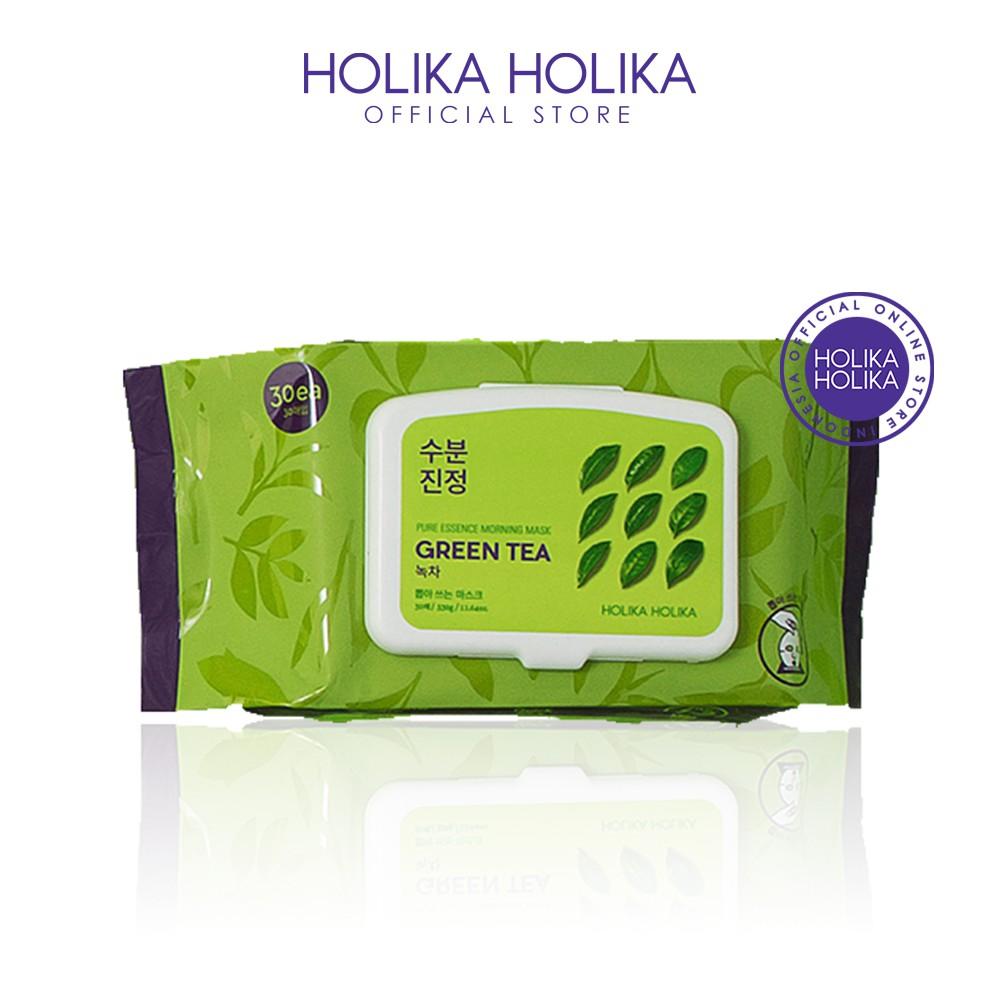 Buy 5 Free Holika Pure Essence Mask Sheet Shopee Indonesia Shea Butter
