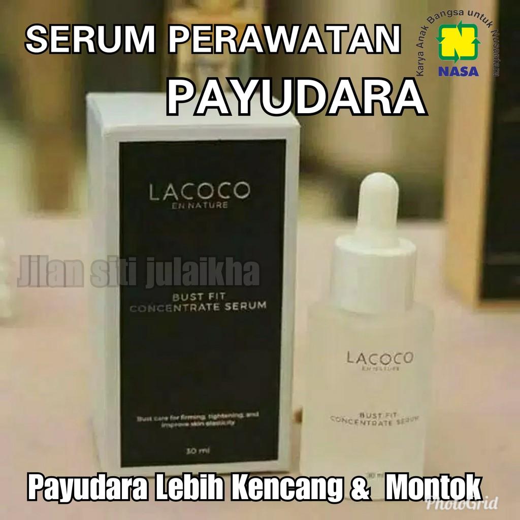 F F C B Lacoco Busfit Serum Pembesar Payudara Terbukti Tanpa Efek Samping Ainurlaeliahherbal Shopee Indonesia