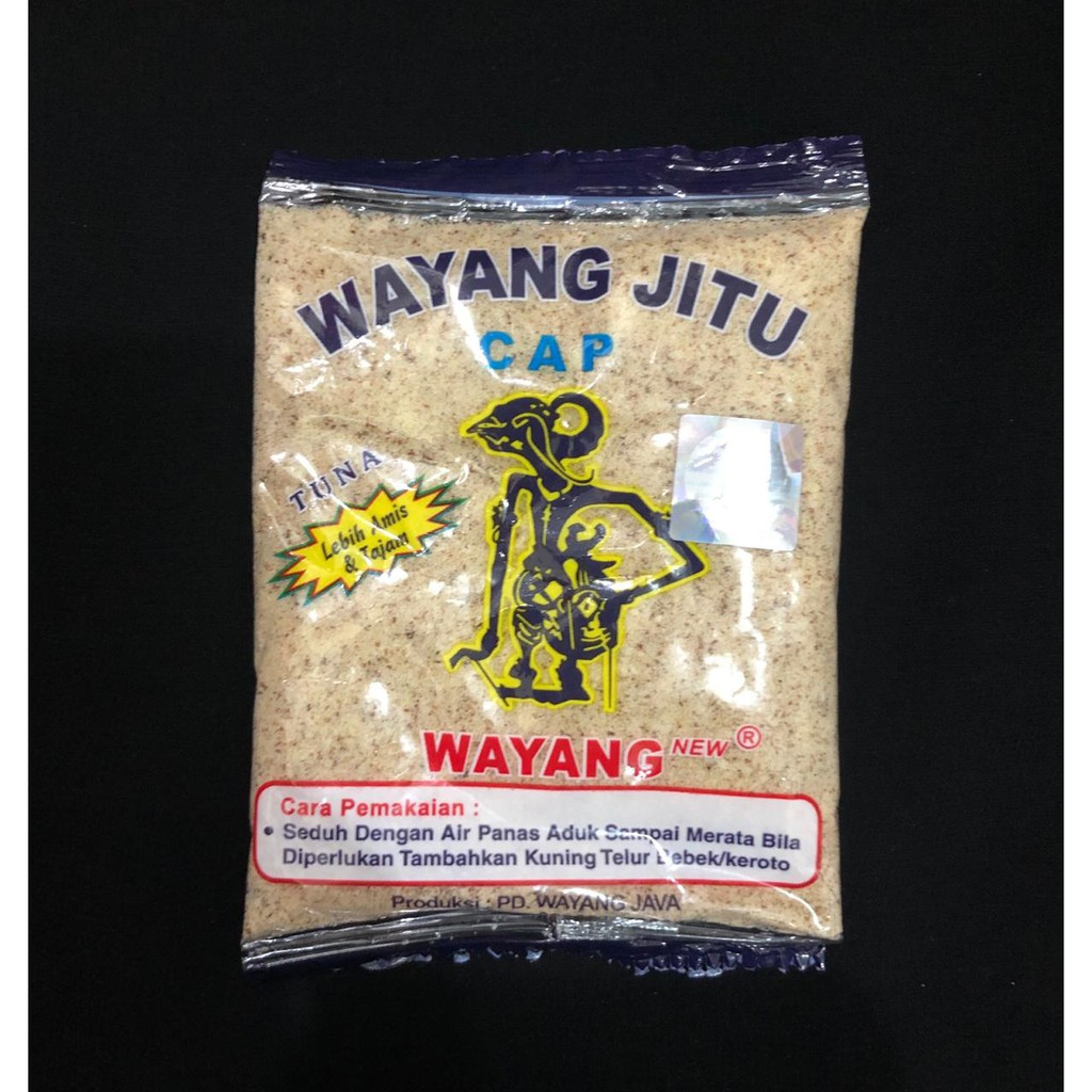 Umpan Pancing Wayang Jitu Vanila Susu Shopee Indonesia