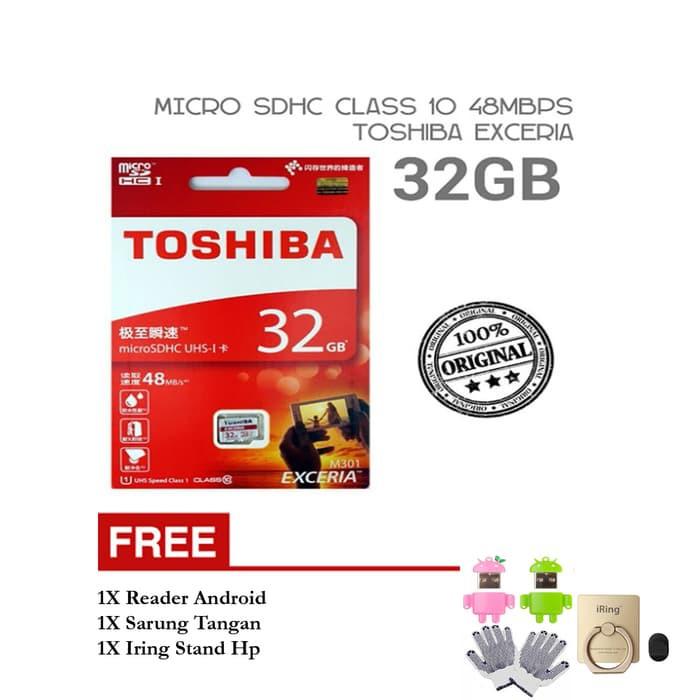 micro sd toshiba - Temukan Harga dan Penawaran Kartu Memori & OTG Online Terbaik - Handphone