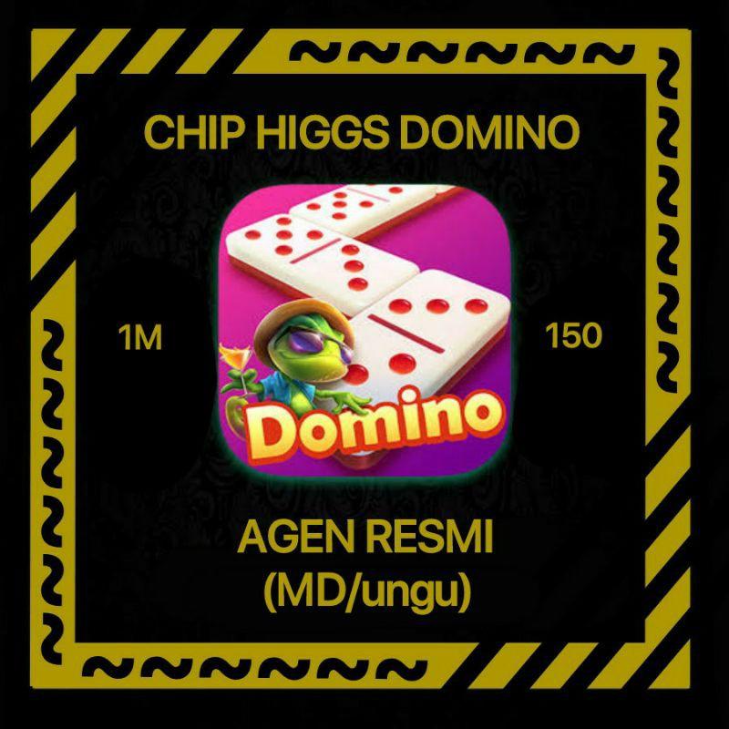 Chip Higgs Domino 1m agen resmi (ungu)