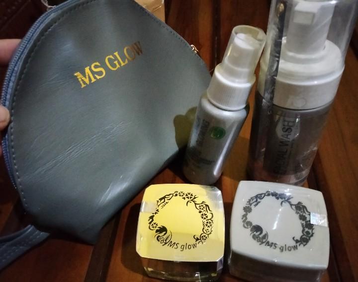 MS GLOW PROMO TERMURAH ORIGINAL 100% | Shopee Indonesia