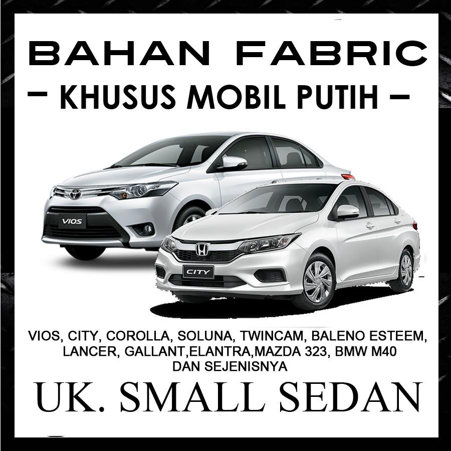 Cover Mobil Khusus Mobil Putih / Sarung Mobil Putih Ukuran SMALL SEDAN VIOS, CITY, SOLUNA, TWINCAM   Shopee Indonesia