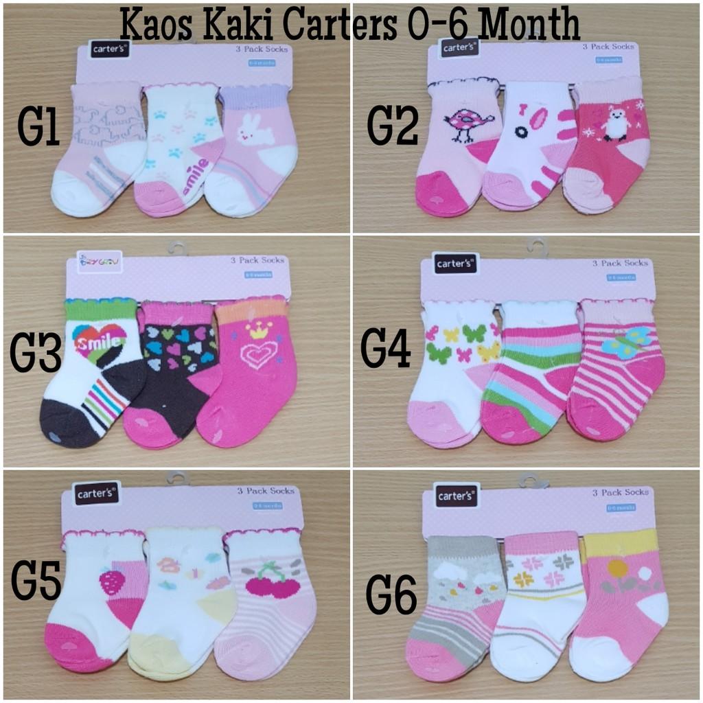 edffa2ead set mitten booties bayi carter / carters sarung tangan kaos kaki baby girl    Shopee Indonesia