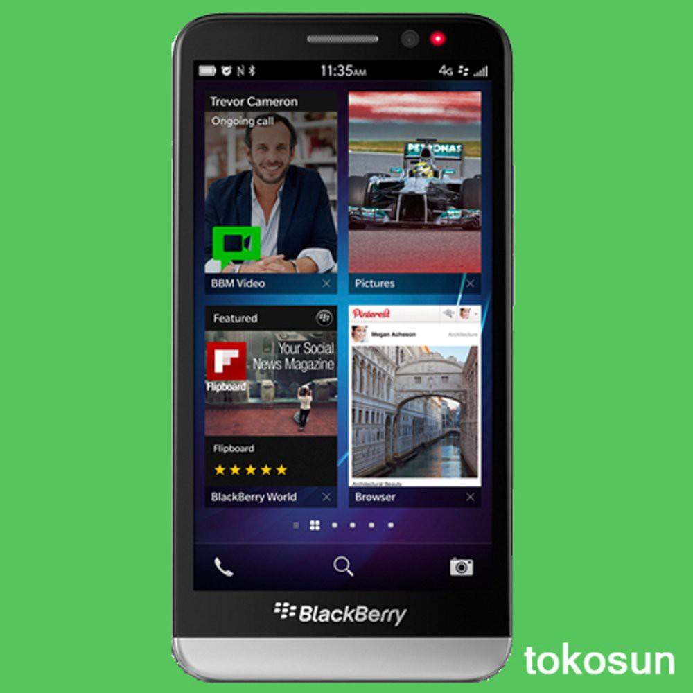 Blackberry Z30 Original Shopee Indonesia Curve 9300 Garansi Distributor 1 Tahun