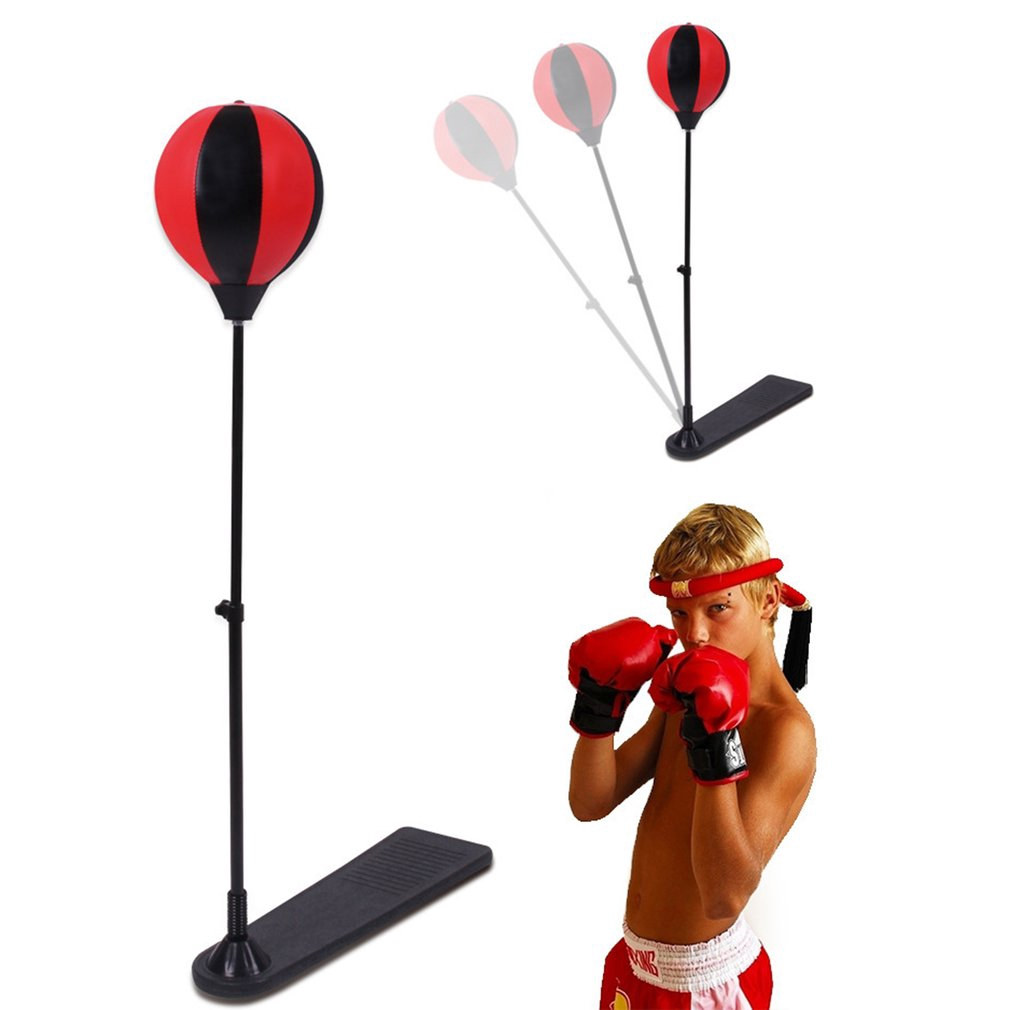 Desktop Punching Bag//Ball Stress Buster Stress Relieve Boxing Fight Punch Ball