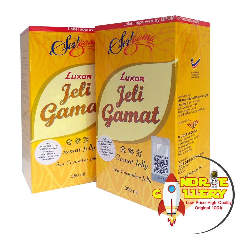 Jelly Ekstrak Gamat Emas Gold G Sea Cucumber Jeli 500 Ml Best Seller 500m Shopee Indonesia