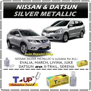 Auto Paint Touch Up >> Murah Nissan Datsun Silver Met Cat Oles T Up Touch Up Auto Paint Berkualitas