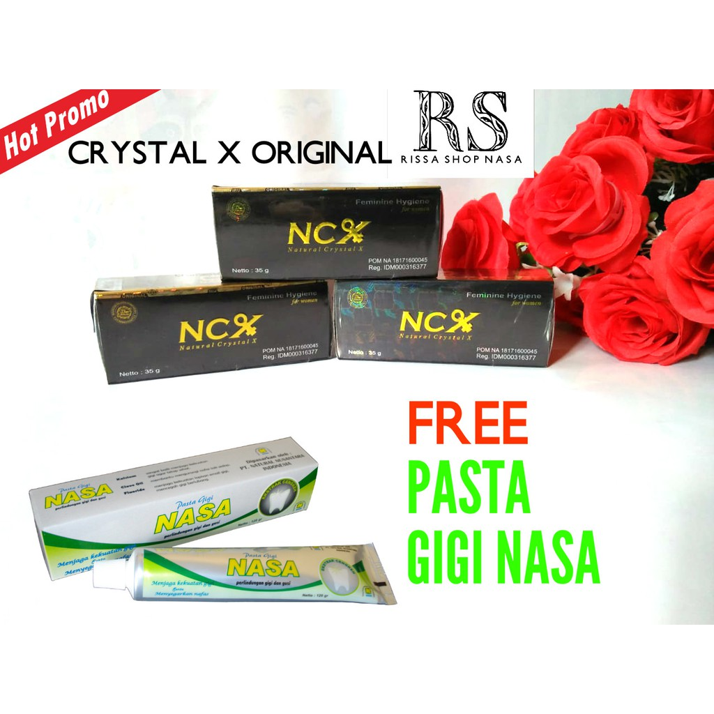 Crystal X Feminime Hygiene 100 Original Nasa Referensi Daftar Cristal Kristal Obat Herbal Keputihan Ncx Nyeri