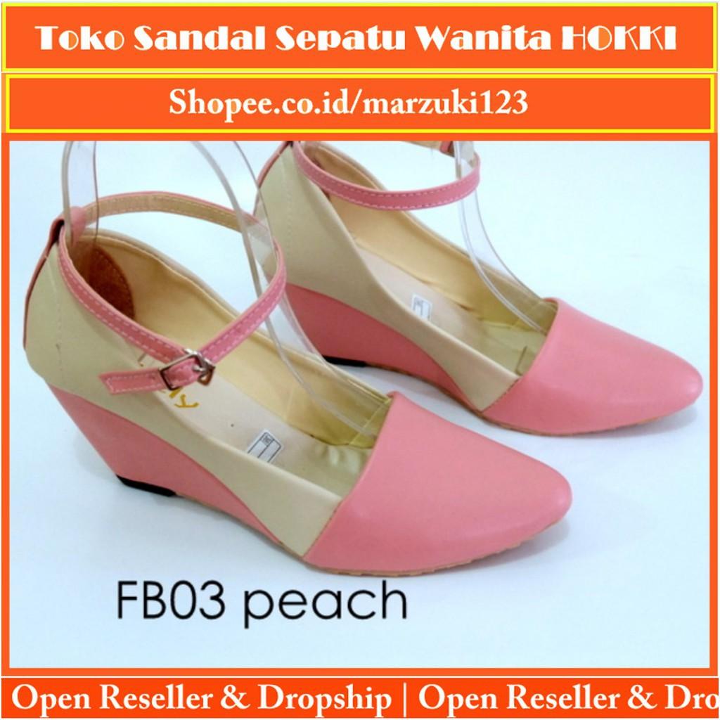 Sandal murah bellagio wedges  351cdcb094