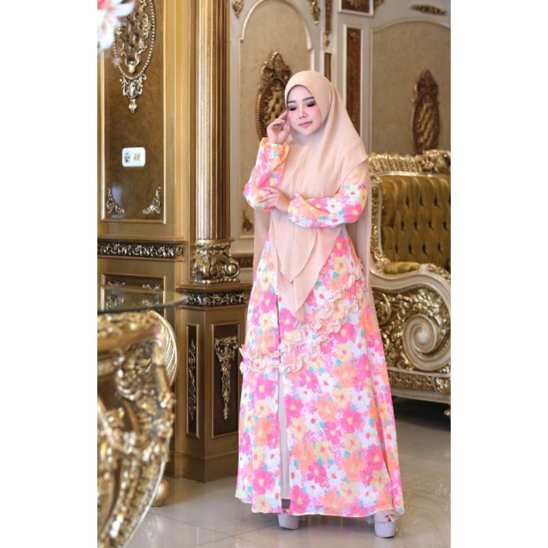 SET CASELLA DRESS ORI YODIZEIN SYAR'I