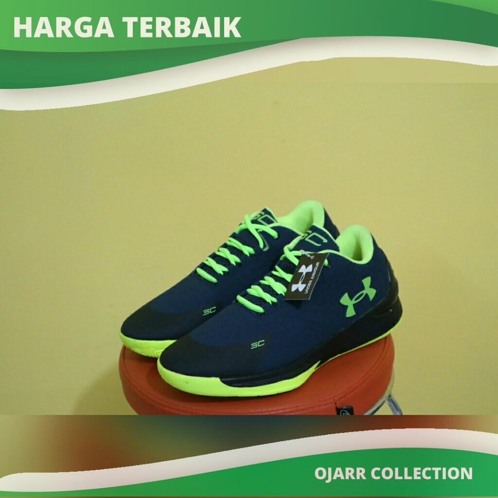 PREMIUM Sepatu Basket Under Armour . Nike Air Jordan League Adidas Basket  TERMURAH  992ef7cedb