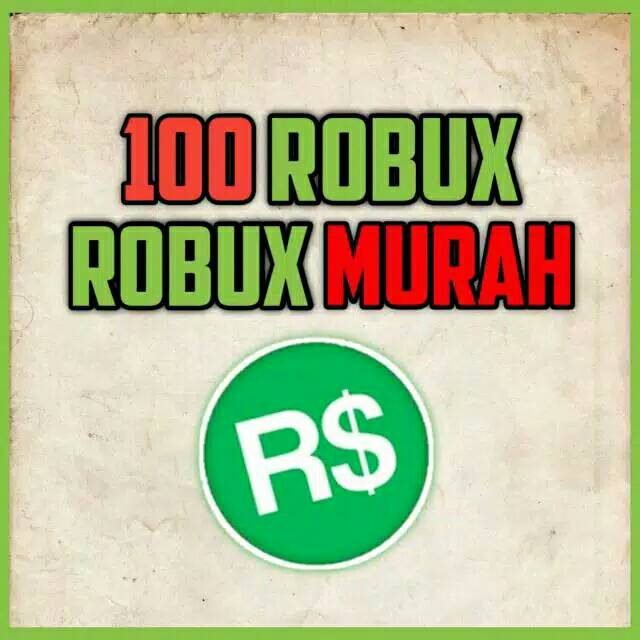 Robux 100 Murah [Trusted]