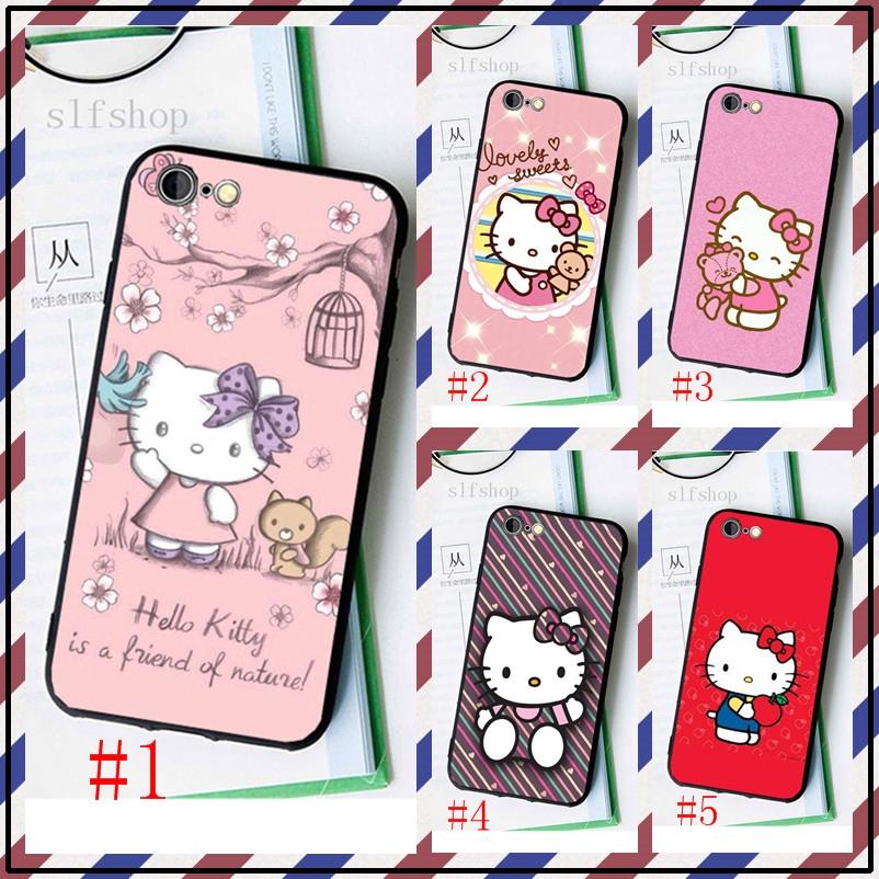 Casing Samsung Galaxy S10 5g S10e S20 Plus Cite Ultra A51 A10e Gambar Hello Kitty Warna Hitam Putih Shopee Indonesia