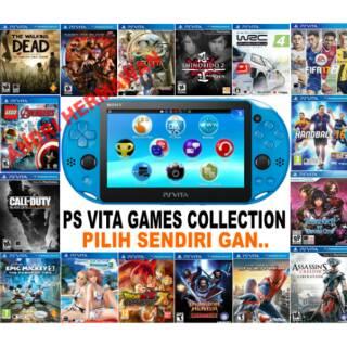 Game PS Vita VPK