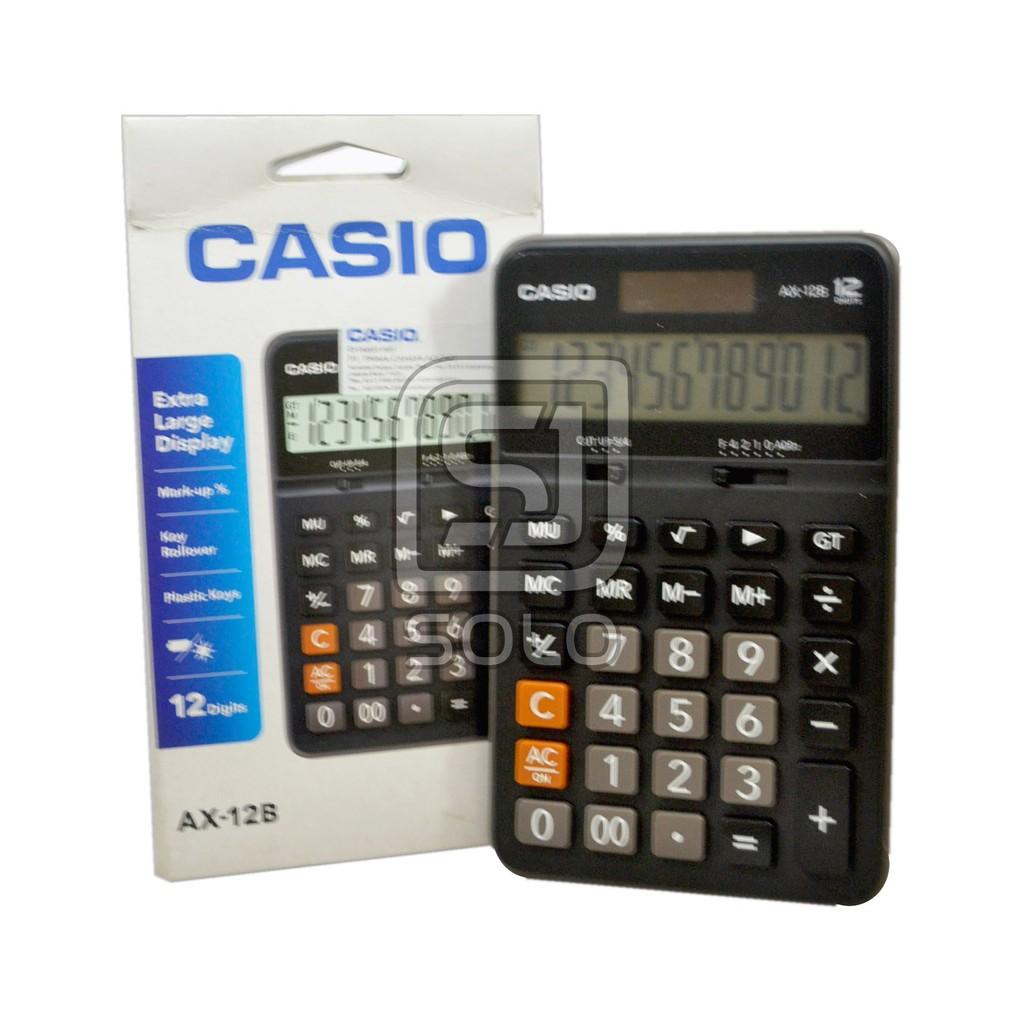 Kalkulator Casio Mj 120d Plus Calculator Desktop Original Shopee Fx 991 Id Ilmiah Indonesia