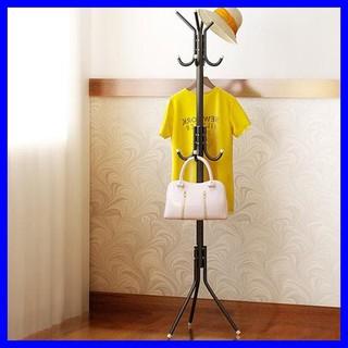 Stand Hanger Portable Rak Baju Lemari Baju Gantungan Baju Standing Hanger MEGAHOME S7