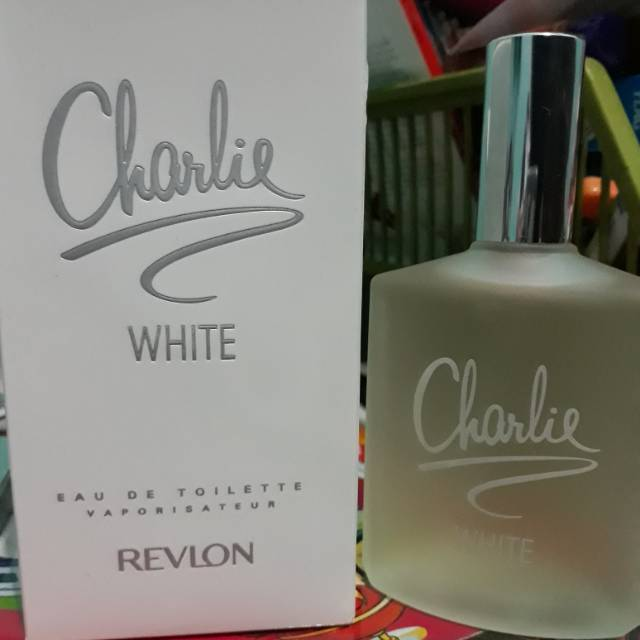 Parfum charlie white revlon 100 ml Original