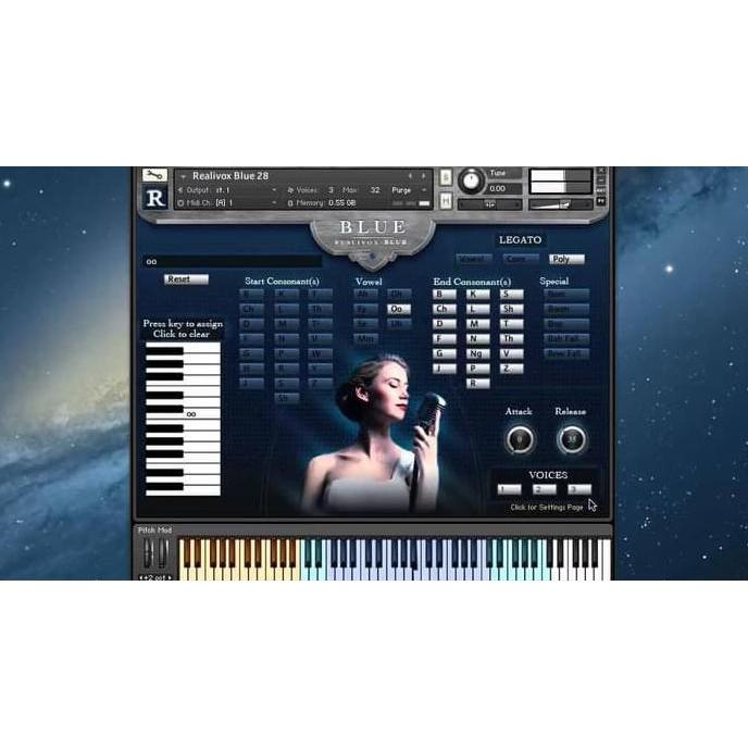 Sale! Vst - Realivox - Blue Terbaru