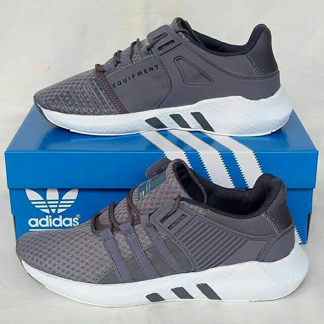Sepatu Sneakers Adidas Eqt Boost Terbaru Hangout Murah Premium