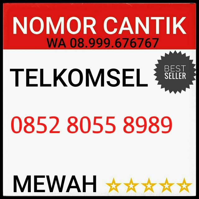 NOMOR CANTIK MURAH 08 212 777 8989 TELKOMSEL 789 SIMPATI 4G LTE HOKI 89 89 | Shopee Indonesia