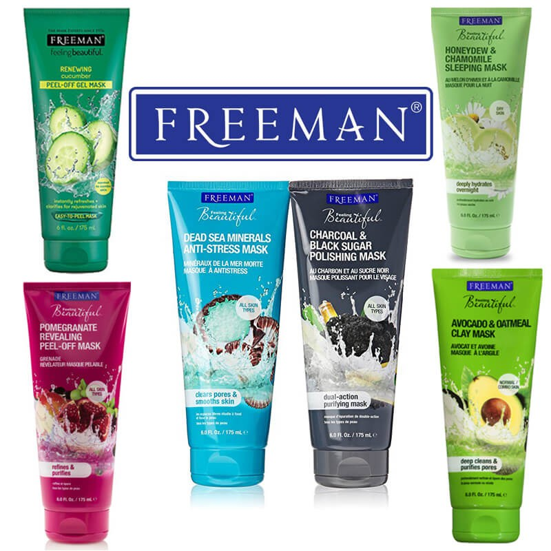 Readystock Masker Freeman Masks - 175ml [Original USA