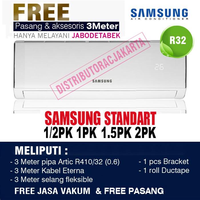 AC Samsung 1/2 pk 1 pk 1.5 pk 2 pk Seri AR- NRFLDW