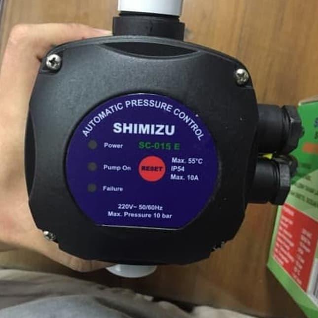ü 6qw Sc 015 E Otomatis Pompa Air Shimizu Sanyo York Anti Cetak Cetek Harga Murahー Shopee Indonesia