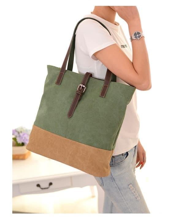 Tas Shoulder Bag Wanita Murah Kekinian High Quality Korea ...