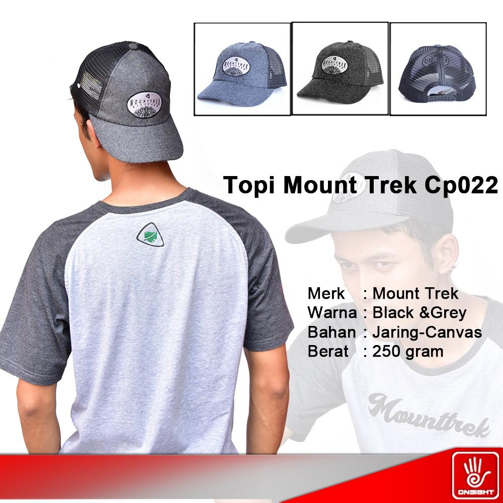 Topi Mount Trek CP0022 dbab42cafb