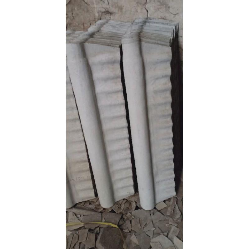 Nok Asbes / Wuwung Asbes Gelombang Kecil