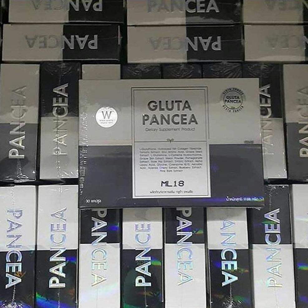Jual Gluta Pancea Original Panacea By Wink White Murah Shopee Okamoto Vibra Ribbed Kondom Tipis Bergerigi Jepang Indonesia