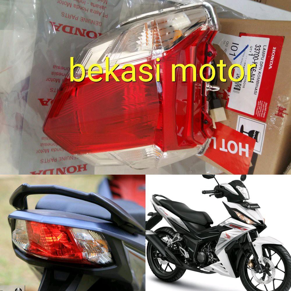 Stoplamp Lampu Belakang Honda Sonic 150 150r Original Shopee Indonesia
