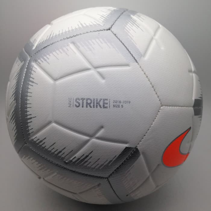 Bola Soccer Nike Strike Event Pack White SC3496-100 Original BNWT ... 394a4da7f4cfb