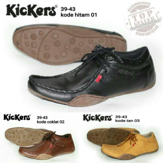 kickers slip on  0ac813162e