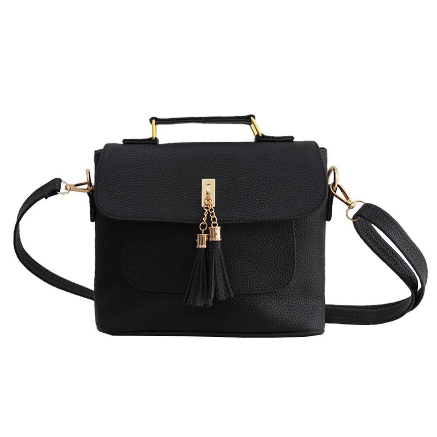 Hers Bags Gisella Sling H1012 - Cokelat  659fa2b702