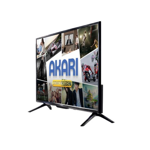 Akari Led Tv 32 Inch Sc 52v32 Smart Connect Tv Shopee Indonesia