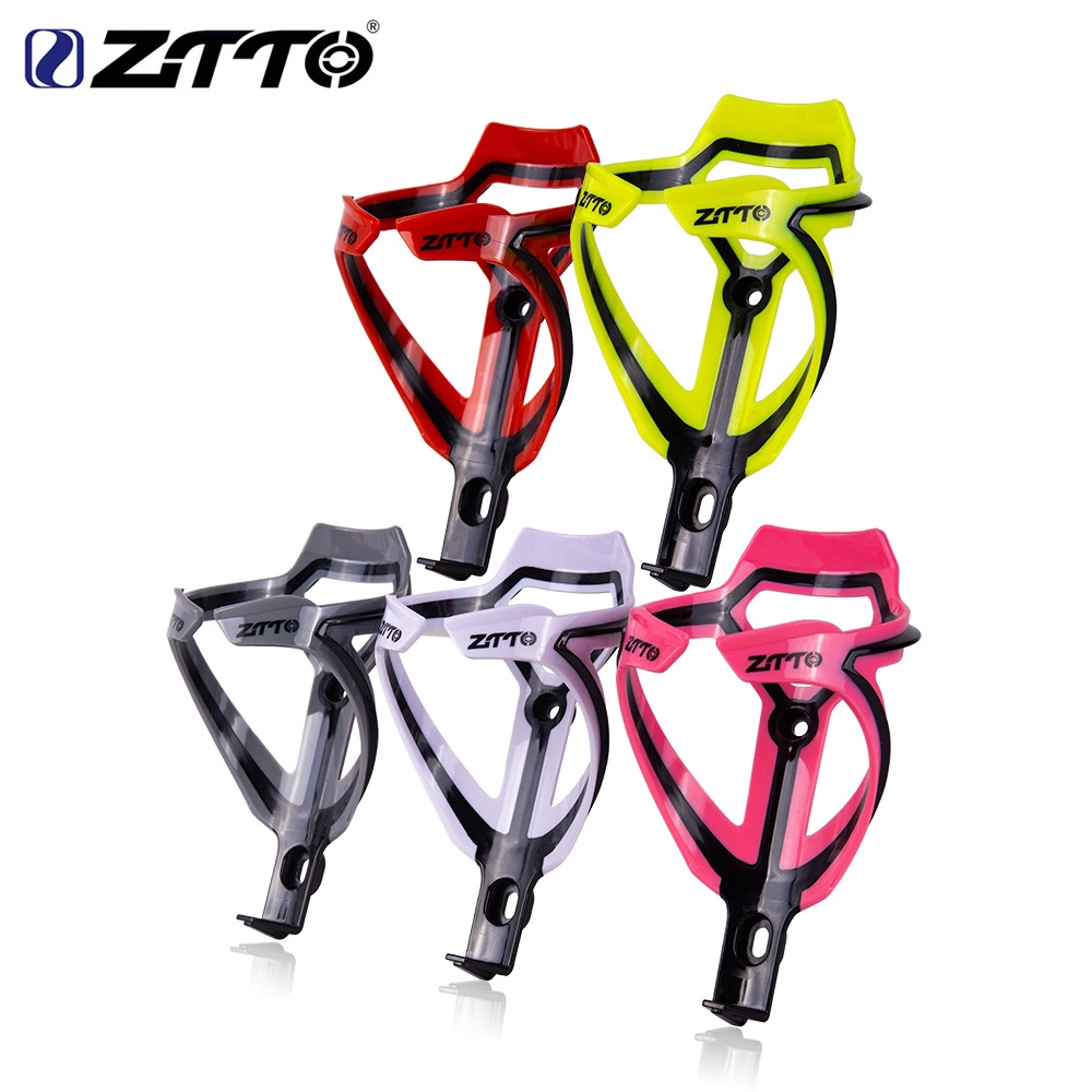 COOLCHANGE Aluminum Alloy Bicycle Cycling Bike Water Bottle Cages Cup Holder