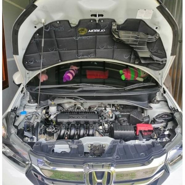 Honda Mobilio 2019 Peredam V-tech Ekslusive Asesoris Kap Mesin Mobil Aksesoris Interior