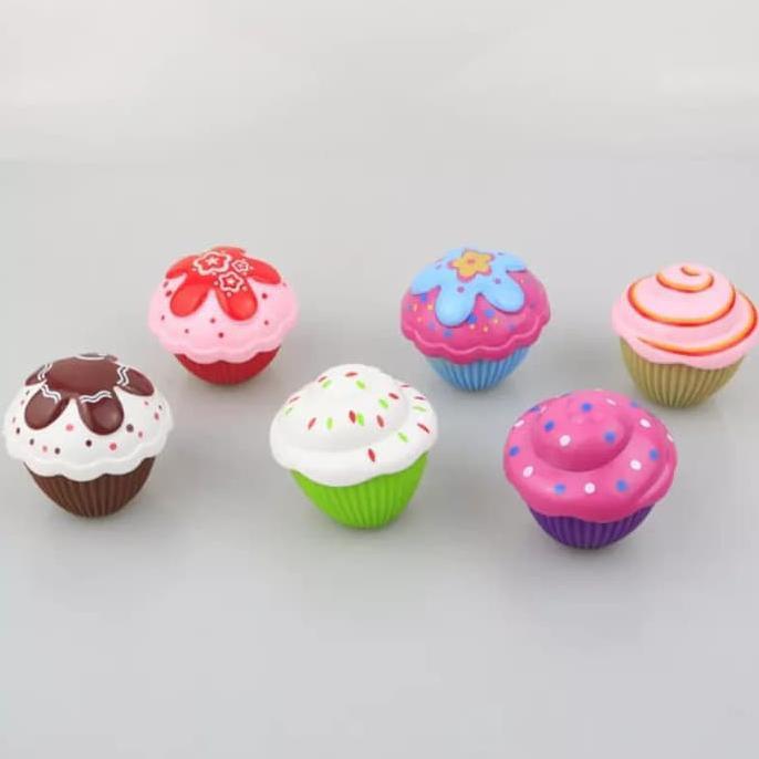 Termurah!! Mini Cupcake Berubah Transformer Boneka Surprice Bukan Lol  Mainan Anak  ddc56bd569