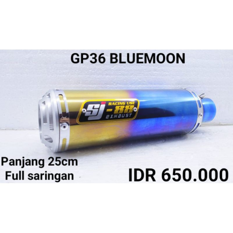 Slincer Sj-88 Gp 36 Bluemuon