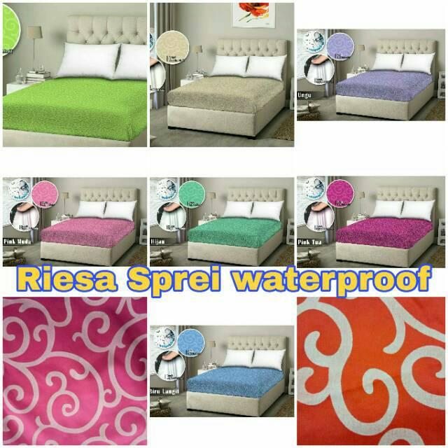 [IMPORT]Sprei waterproof/anti ompol motif | Shopee Indonesia