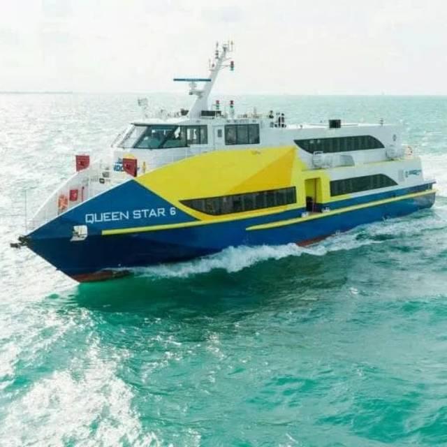 Tiket Sindo Ferry