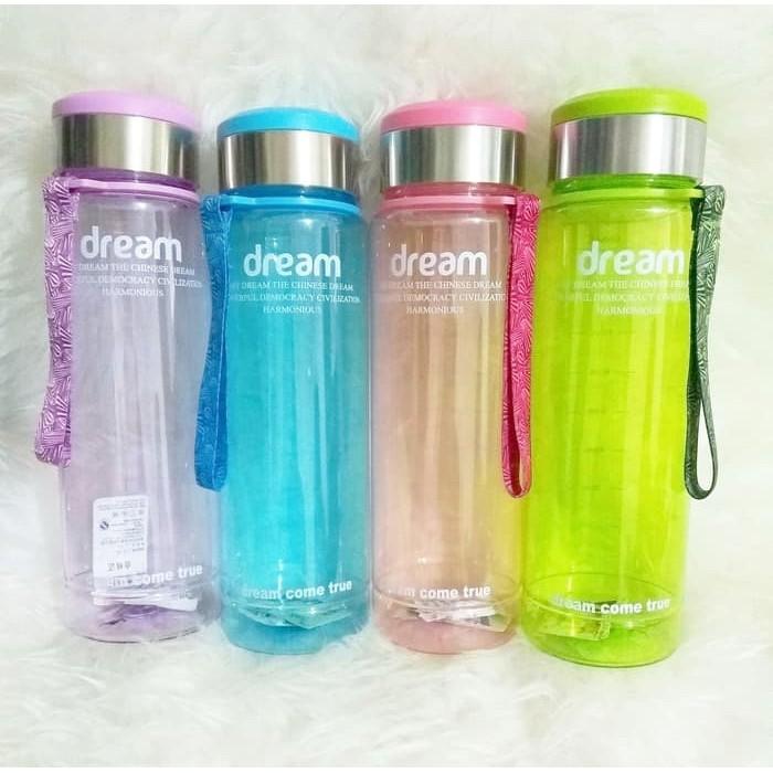 Botol Air Minum DREAM 1000 Ml - Botol Air Minum Sporty B028 | Shopee Indonesia