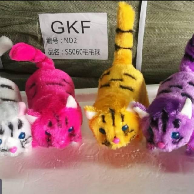 Boneka Kucing Imoet Lucu Bergerak Dan Bersuara Shopee Indonesia
