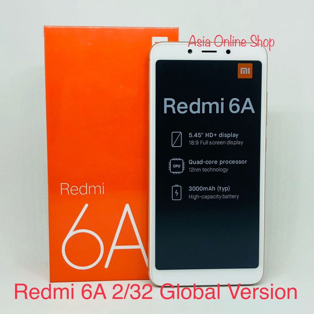 Xiaomi Mi A2 Ram 6gb Internal 128gb Garansi 1 Tahun Shopee Indonesia 5 Pro 4gb Rom