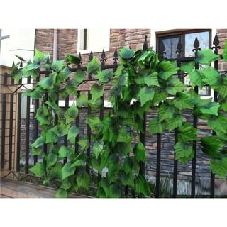 daun rambat plastik dekorasi lamaran bunga artificial ivy