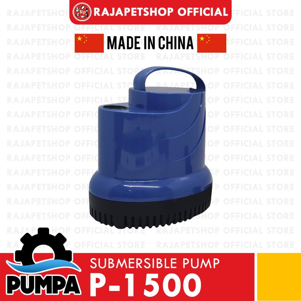 (CHINA) PUMPA SUBMERSIBLE PUMP P 1500 POMPA CELUP POMPA ...
