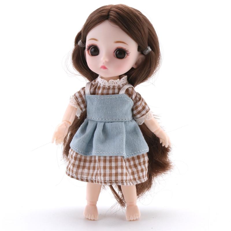 Barbie Dan Jalan Boneka Gadis Simulasi Bergerak Dandanan Bersama Indah Anak Anak Yang Lucu Bermain H Shopee Indonesia